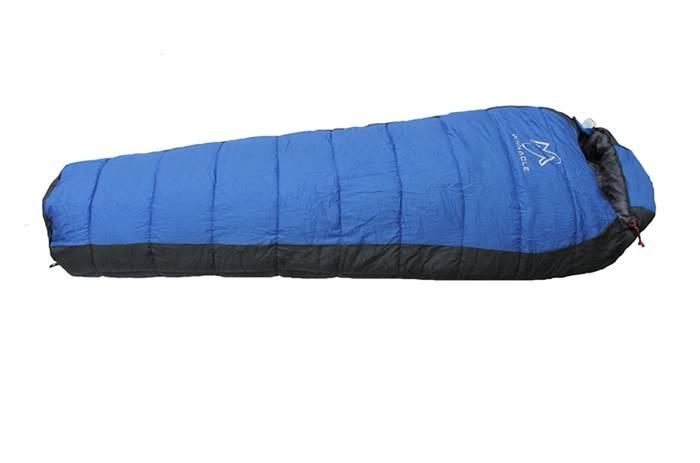 木乃伊式睡袋